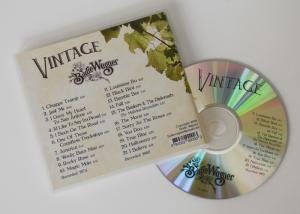 """Bodie Wagner, """"Vintage"""" back cover"""
